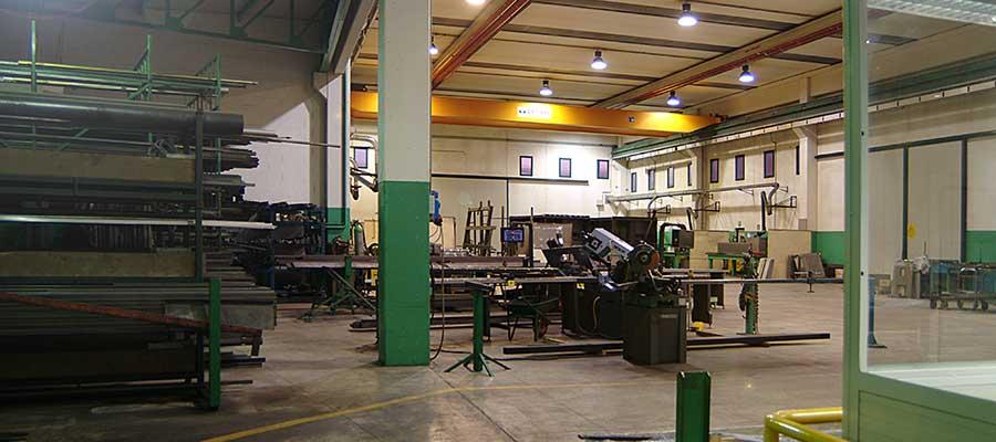 carpenteria meccanica